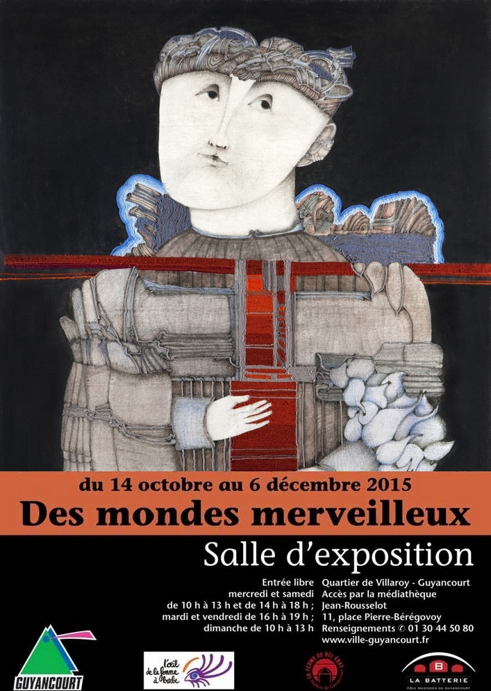 exposition collective - 20 artistes